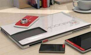 Lifebook concept poses several gadgets into one device-1
