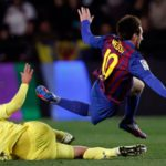 Messi Described the Arbiters of Proud