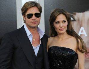 Most Beautiful Gift of 2011 from Angelina Jolie to Brad Pit
