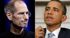 Obama Seeks new Steve Jobs