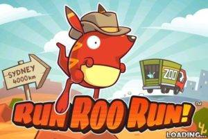 Run Roo Run:To Find the Cute Joey Please Join Roo!