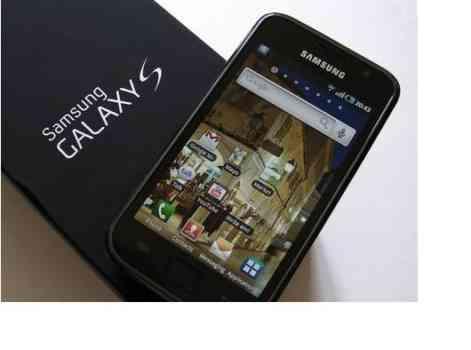 Samsung Galaxy S do not update