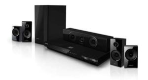 Samsung's New 5.1 home theater system with Blu-ray and 3D