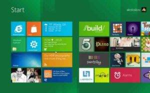 Tablet Windows 8 in the third quarter from Acer and Lenovo