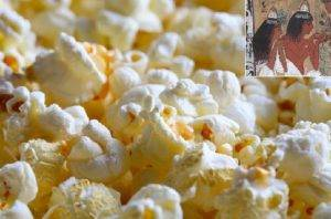The Ancient People Ate Popcorn, Dates Back to 4700 BC