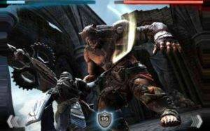 The Infinity Blade 2 collect 5 million dollars in sales the first month