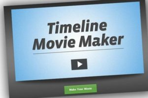 Timeline Movie Maker Turns Your Sweet Memories into a Film