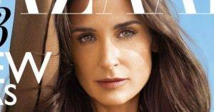 Why Demi Moore Feels a Sense of Insecurity After Divorce ?