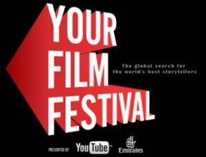 Your Film Festival 2012, with YouTube in Venice