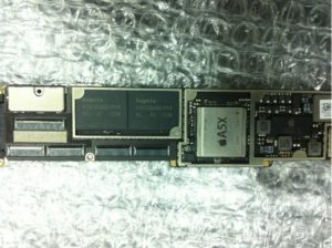 A5X will be the processor iPad 3