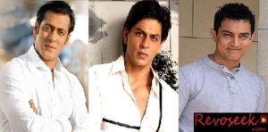 Aamir, Shahrukh or Salman Khan Who is Best for Ambassador