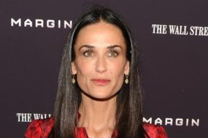 Demi Moore Was Back in Hospital