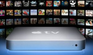 Does Apple iTV with Voice Control and Gestures? 1