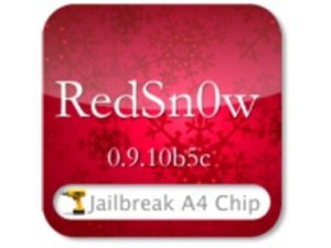 Download Updated redsn0w 0.9.10 b5c Jailbreak Tool for Mac OS X and Windows