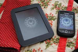 Download a Hack for the Nook Touch that will Make it a Lot Faster