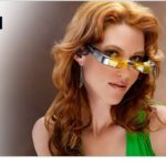Google,HUD Glasses for Augmented Reality