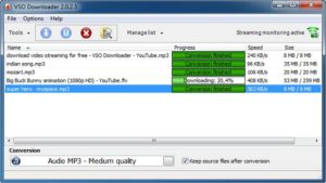 How to Downloads Streaming Content on the Internet Automatically, Using VSO Downloader