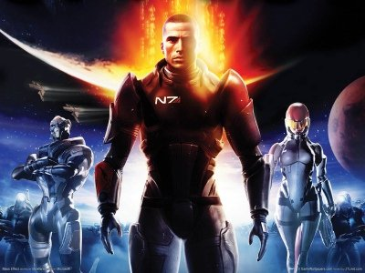 Mass Effect 3 - Disks Will Launch into Space