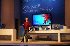 Microsoft Announced the Consumer Version of Windows 8