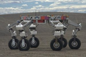 NASA Intends to Send Robots on Asteroids (Video)