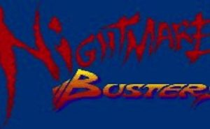 Nightmare Busters, the next game for the Super Nintendo in 2013