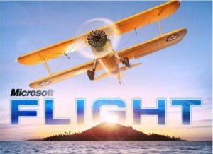 On February 29 the Microsoft Flight