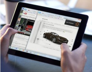 High Speed Windows 7, IE9 and Flash on Your iPad Using OnLive Desktop Plus