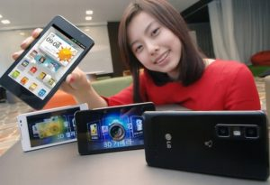Optimus 3D Cube by LG - The First Smartphone With Integrated 3D Video Editor