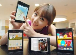 Phone 'giant' Optimus LG Vu released