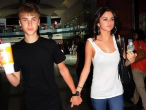 Selena Gomez will not talk about Justin Bieber