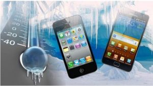 The Low Temperature Resistant Smartphone Running Smoothly at -30 C