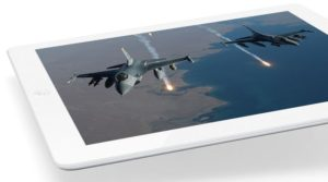 The U.S. military is armed with iPad