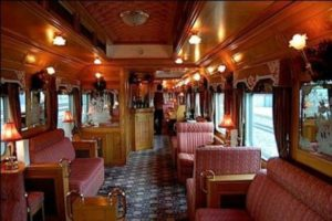 Trains Which Have the World's Most Luxurious Cabin