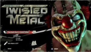 Twisted Metal -Explosive Entry of Highly Anticipated PlayStation 3 Exclusive