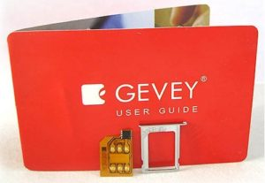 Unlock GSM iPhone 4S with Gevey Ultra S