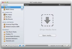 VLC 2 arrives this week to OS X Lion- this is its new interface