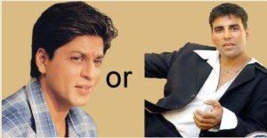 Who Will Host Big Boss 6, Shahrukh Khan or Akshay Kumar