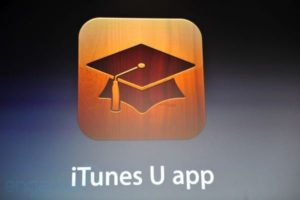 iTunes U Access, the tool for teachers to direct the subjects and classes from your iPhone