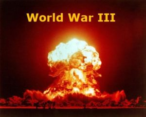 "After The ""Word War III"", The World Will be Like ? 1"