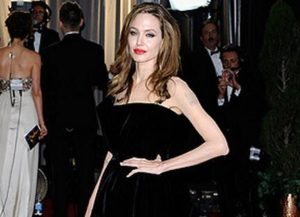 Angelina Jolie is seriously ill
