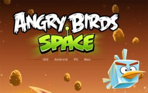 """""""Angry Birds Space"""" What will be New in the Game"""