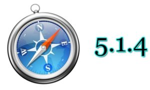 Apple Officially Released New Safari 5.1.4