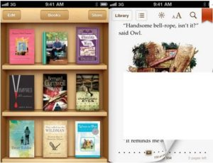 Apple Refused to Include the Amazon link to e-Books into the iBooks Store