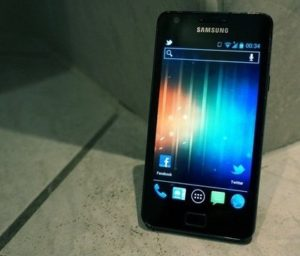 Confirmed: Android 4.0 for the Galaxy S II