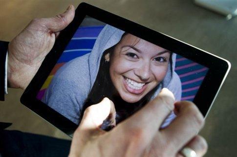 Hot - new iPad