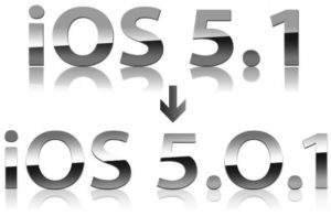 How to Restore iOS 5.0.1 from iOS 5.1