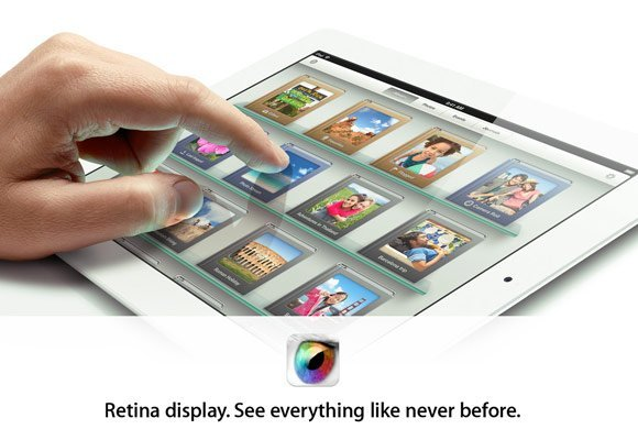 Love in First iSight - New iPad Features Review