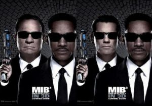 Men in Black 3 New Trailer and New posters