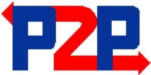 P2P file transfer via Facebook