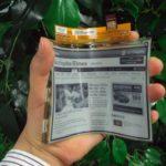 Plastic Screen ePaper